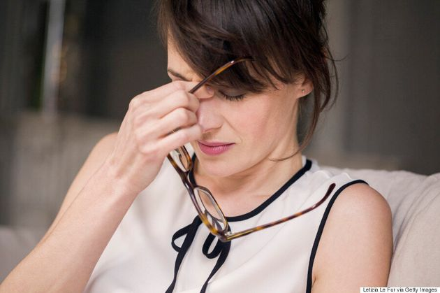 Sitting All Day Really Is Bad For Your