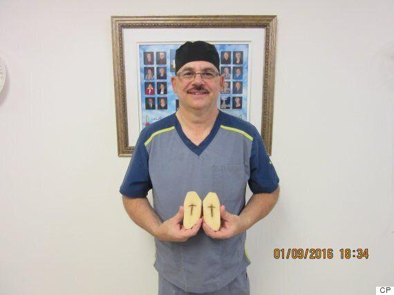 Quebec Seniors Say They've Found A Potato With A Divine