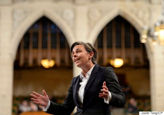 Kellie Leitch, Tory Leadership Contender, Explains What She Means By 'Anti-Canadian