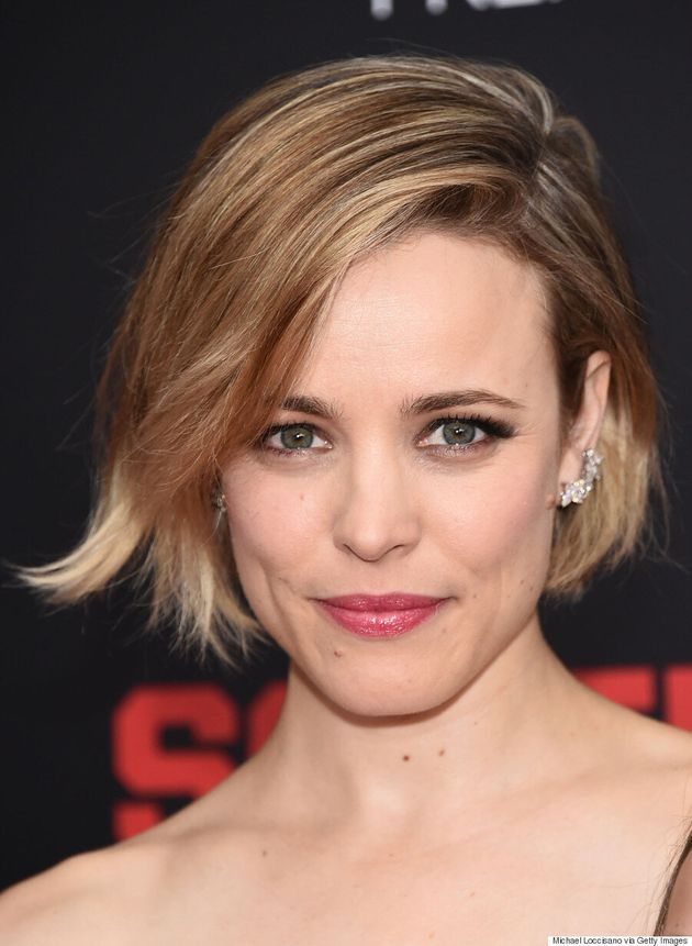 Rachel McAdams Is Sophisticated In Black At 'Southpaw' New York