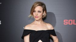 Rachel McAdams' Off-The-Shoulder Dress Is Sophisticated