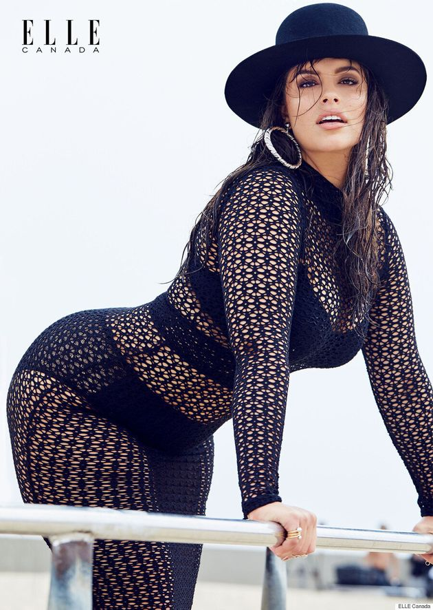 Ashley Graham Covers The October Issue Of Elle Canada, Opens Up About Learning