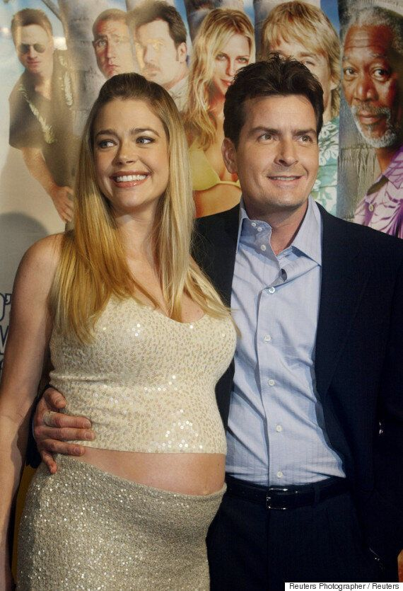 Charlie Sheen Daughters: Sam And Lola Are Tweens