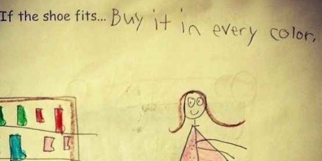 Funny Kids Notes: Proof Kids Give The Best