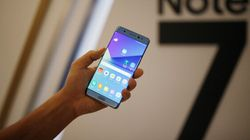 Samsung Recalls All Note 7 Phones Over Exploding