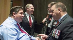 Liberals Not Standing By Promises To Vets: