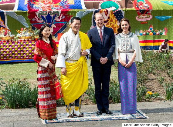 Prince Of Bhutan: Sorry George, This Prince Gets His Own