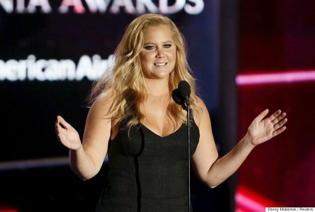 Amy Schumer Deals With Sexist Heckler In The Best Way