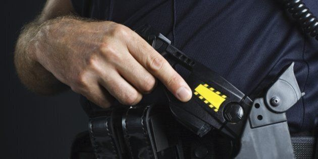 The Time Is Now For Toronto Police To Expand Taser