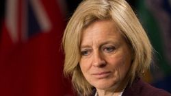 Notley Says She Was 'Bemused' By Brian Jean's