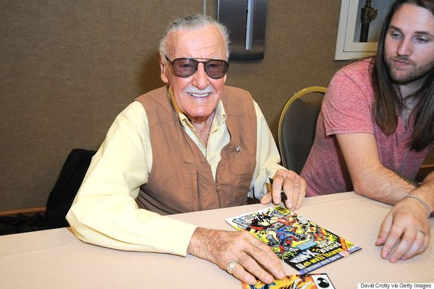 Marvel Comics Icon Stan Lee Talks Superhero Diversity And Creating Black