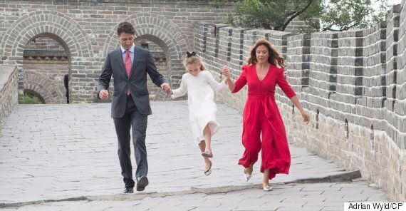 Trudeau Lectures China On Human Rights On Shanghai