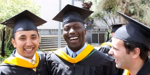 University of San Francisco Graduation Commencement May