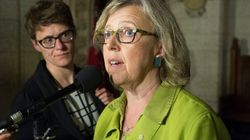 Elizabeth May Urges Senate To Delay C-51