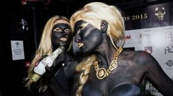 Scottish LGBT Event Uses 'Blacked-Up' Models For
