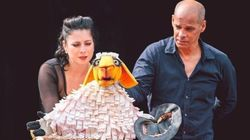 Montreal Puppet Show Plays Song Called 'Prison Bi***' To