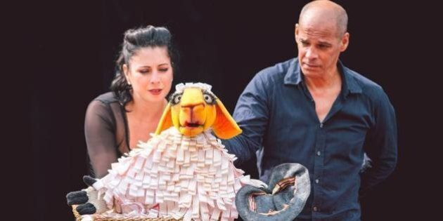 Promenade Wellington Puppet Show In Montreal Plays Song Called 'Prison Bi***' To