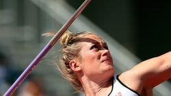 Elizabeth Gleadle Throws Javelin To Pan Am Gold For