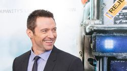 Watch Hugh Jackman Save Son From
