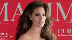 Ashley Graham Goes Nude On The Cover Of