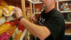 Alberta Food Bank Usage
