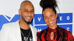 Alicia Keys' Husband Swizz Beats Defends Her #NoMakeup VMAs