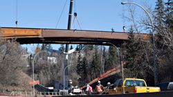 Edmonton Bridge Fail Caused By Poor Bracing: