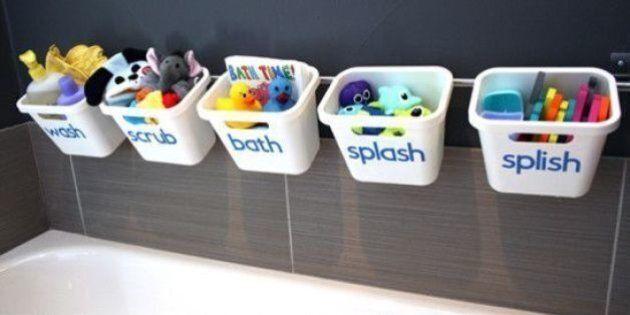 Bath Life Hacks: 15 Ideas To Make Bath Time