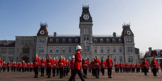Canada's Military To Probe Deaths Of Royal Military College