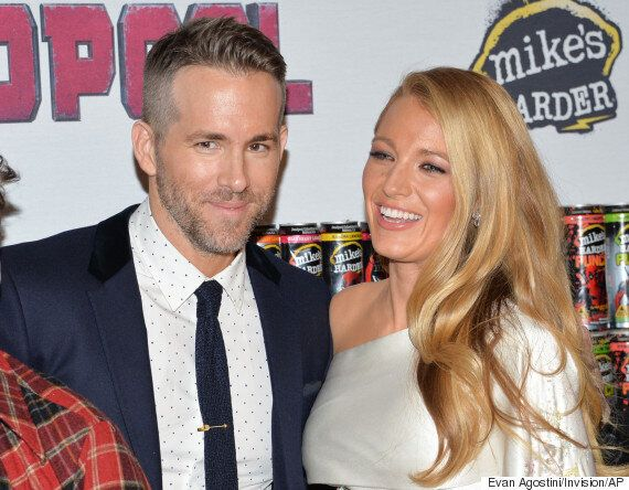 Blake Lively Baby Shower: Ryan Reynolds Surprises His