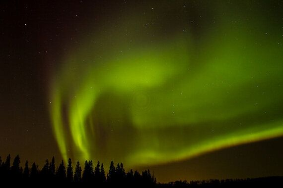 The 8 Best Places To See The Northern Lights In Canada | HuffPost Canada