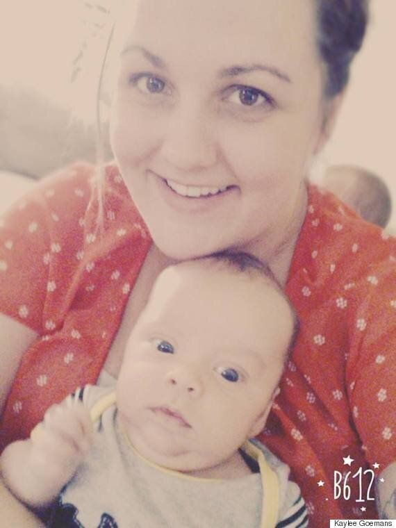 Ontario Mom In Emerg With Newborn Son Blown Away By Strangers'