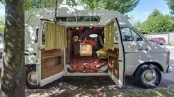 Only In Vancouver: Rent This Hippie Van