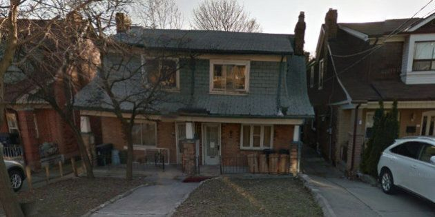 Crooked House On Shaw Street In Toronto Listed For