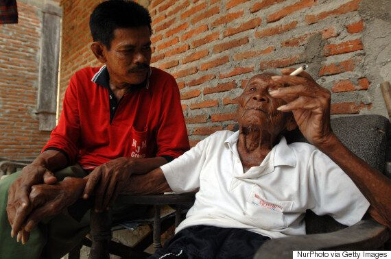 Man Claiming To Be 145 Years Old Says He Wants To