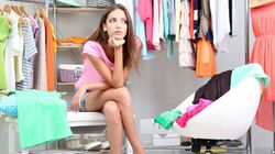 A Closet Audit Can Pick You Up When Life Knocks You
