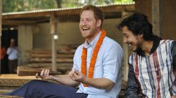 This Is What Happens When You Give Prince Harry A