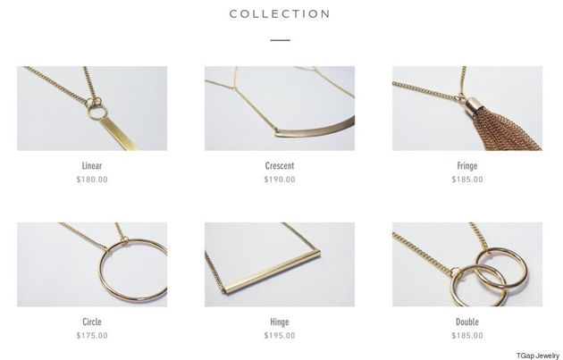 Thigh Gap Jewelry Draws Attention To Social Media's Portrayal Of Unrealistic Body
