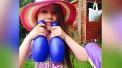 7-Year-Old Girl Dies In Bouncy Castle