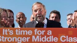 Mulcair On Defensive About Quebec