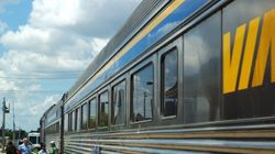 Via Rail Service To Toronto Resumes After CN Train