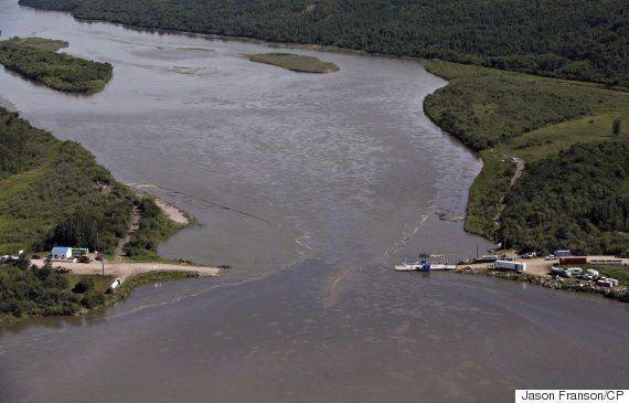 Saskatchewan Oil Spill Is Affecting An Endangered