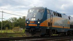 Via Rail Service To Toronto Suspended After CN Train