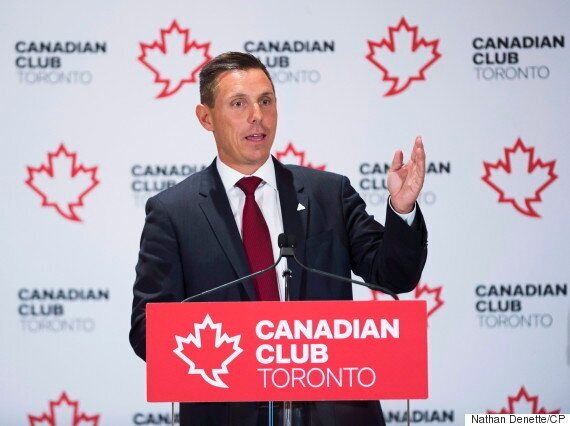 Patrick Brown: It Was 'Mistake' To Pledge To Scrap Liberal Sex Ed