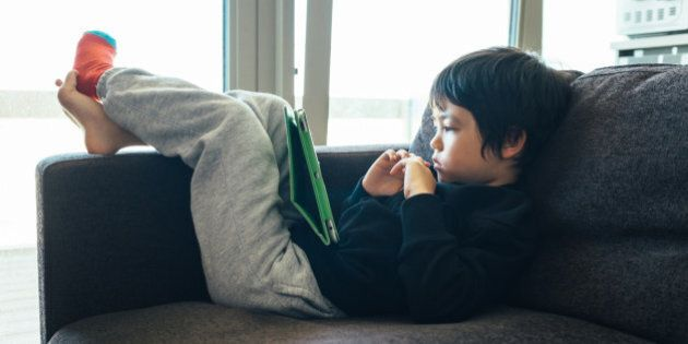 Lazy Kids: What's Really Going On | HuffPost Canada