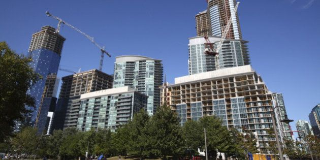 Canada 'Building 2 Houses For Every New