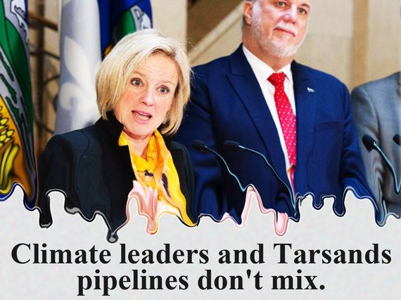 There's No Climate Leadership in a Tarsands