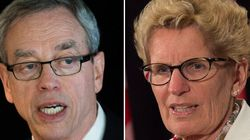 Wynne Calls Feds' Ontario Pension Opposition 'Purely