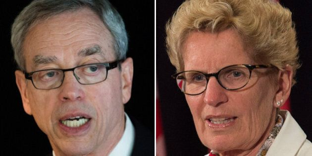 Feds' Ontario Pension Plan Stance 'Purely Political,' Wynne
