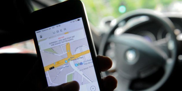 Uber Taking 46% Of Business Travelers' Rides, Taxis 'Will Need To